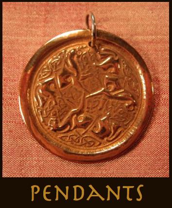 pendants button